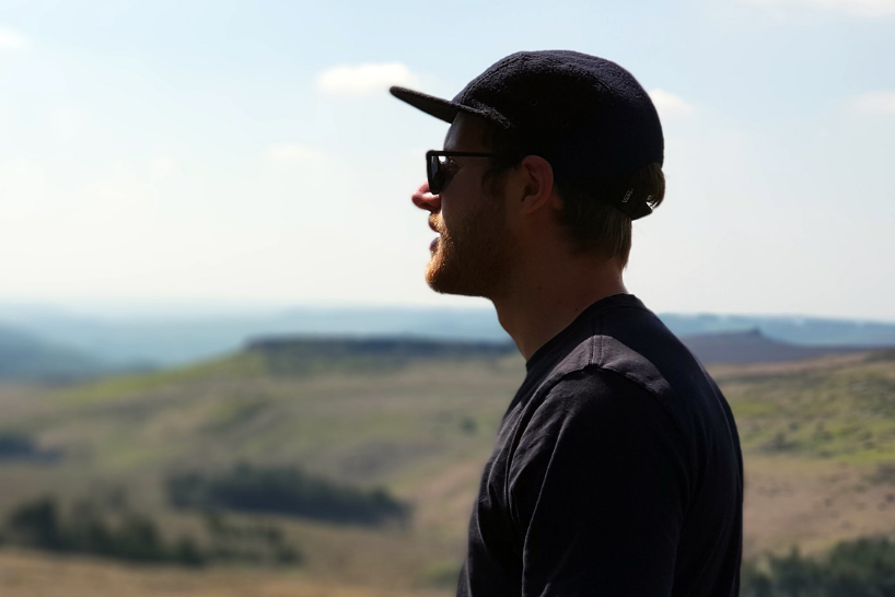 Ryan French, UX UI Designer travelling