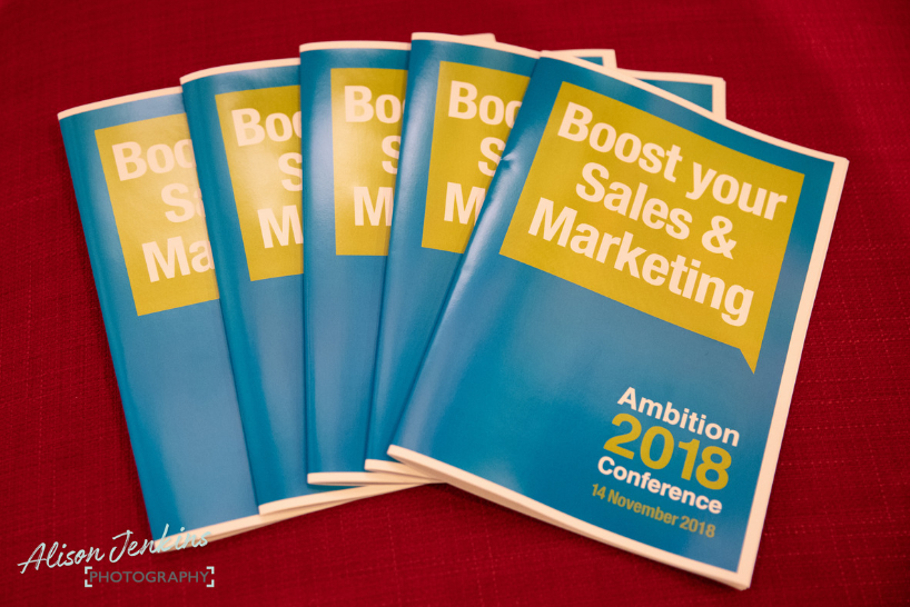 Ambition 2018 brochures