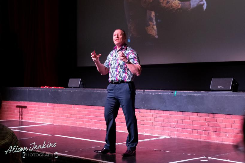 David Thomas, Guinness World Record holder and multi-award-winning speaker