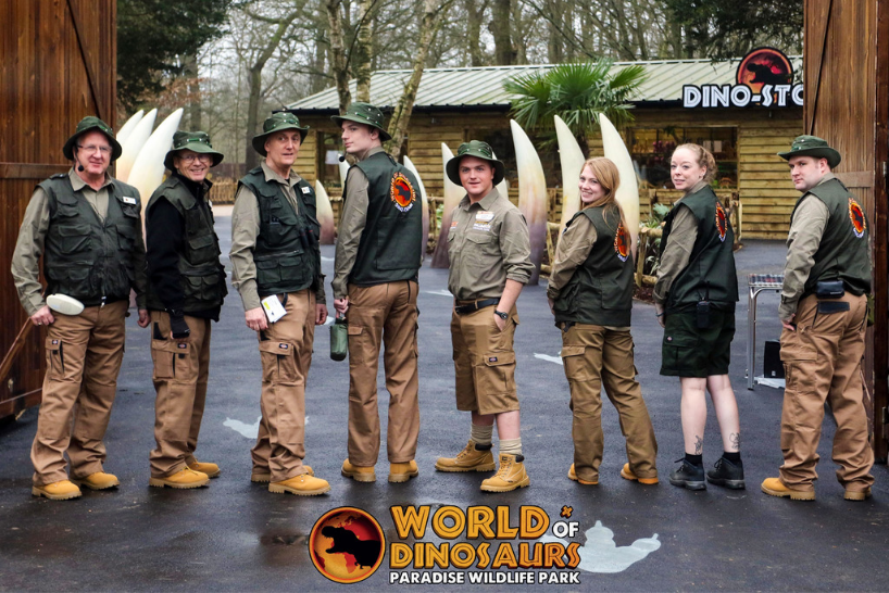 World of Dinosaurs team