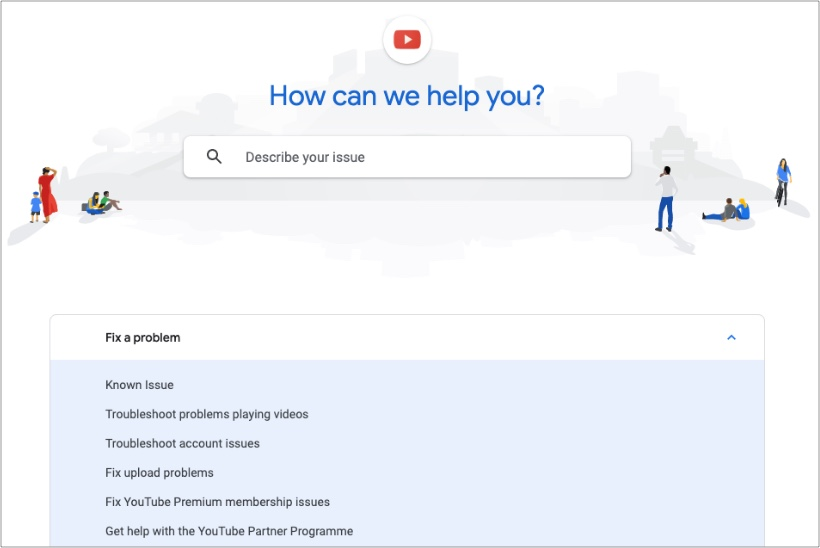 YouTube-FAQ